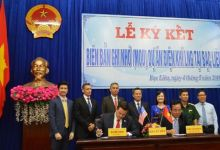 An American enterprise to invest $4 billion in LNG energy project in Bac Lieu - Vietnam