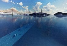 Large-scale undersea tunnel to be constructed next year